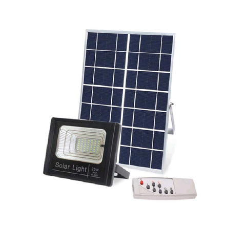 SQI. 25W LED Solar Floodlight Waterproof