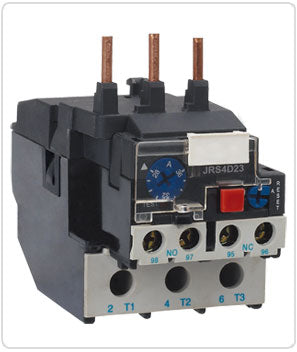 Overload Relay 1 - 1,6 amps