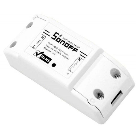 5 Pack Sonoff WIFI Smart Switch