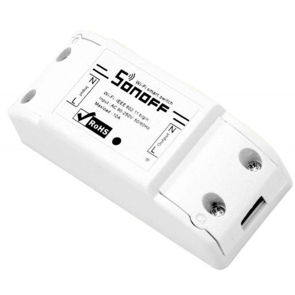 10 Pack Sonoff WIFI Smart Switch