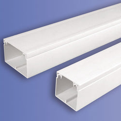 PVC TRUNKING 16X25 IN 3 M LENGTH