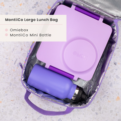 Omiebox Lunchbox and MontiiCo Lunch bag