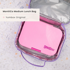 Yumbox Lunchbox and MontiiCo Insulated Lunchbag