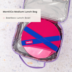 Beebox Lunch Bowl and MontiiCo Insulated Lunch Bag