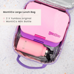 Yumbox Original Lunchbox and MontiiCo Insulated Lunch bag