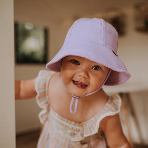 Bedhead Hat Lilac Toddler Bucket Hat