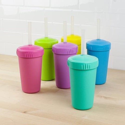 Re-Play Recycled Straw Cups as sold by Scarlett Tippy Toes
