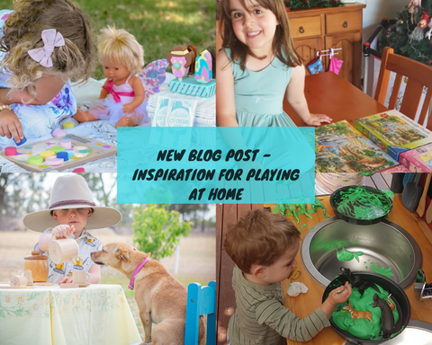 New Blog Post Inspiration for Playing at Home - Maintaining Social Distancing and Isolation