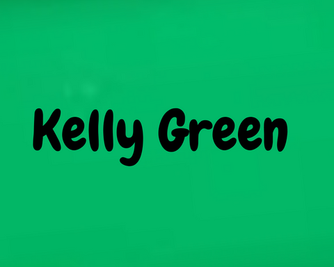 Re-play Recycled Products in Kelly Green (Dark Green) as sold by Scarlett Tippy Toes