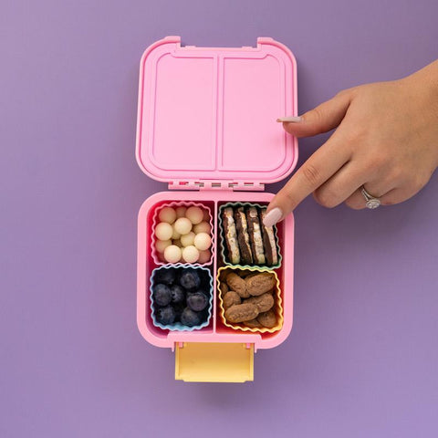 Little Lunchbox Co Bento Cups in Use