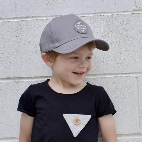 Little Renegade Co Baseball Cap as sold by Scarlett Tippy Toes