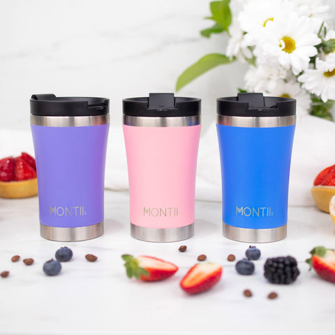 MontiiCo Regular Coffee Cup with Double Insulated Wall