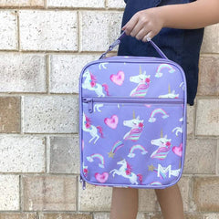 MontiiCo Unicorn Lunchbag  as sold by Scarlett Tippy Toes