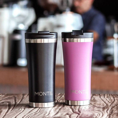 MontiiCo Insulated Mega Coffee Cup as sold by Scarlett Tippy Toes