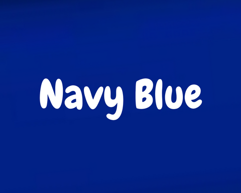 Navy Blue Re-Play Recycled Products as sold by Scarlett Tippy Toes