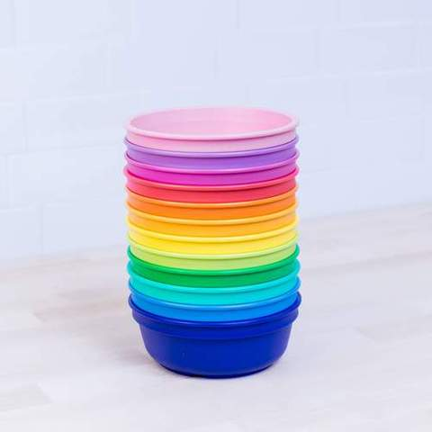 Re-play Recycled Plastic Bowls 13 cm as sold by Scarlett Tippy Toes
