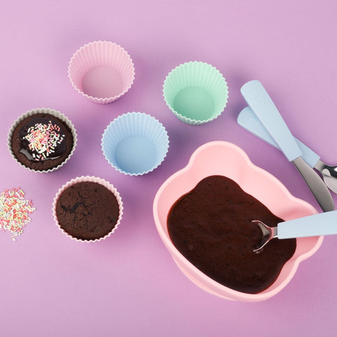 We Might be Tiny Silicone Muffin Cups