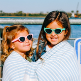 Babiators Cat Eye Sunglasses in Totally Turquoise