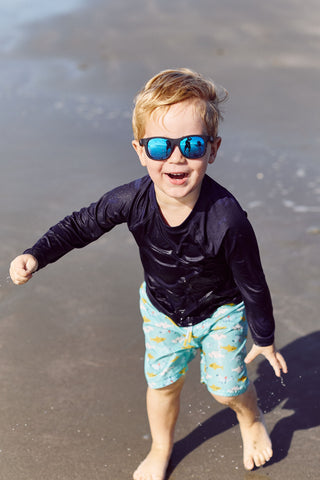 Babiators Blue Series The Scout Polarised Navigator Sunglasses