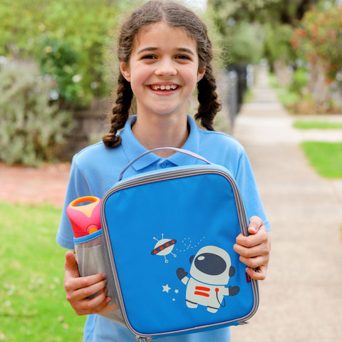 B.box Insulated Lunchbag in Cosmic Kid Design