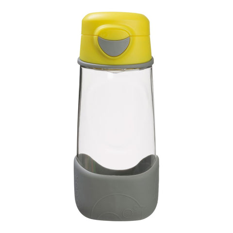 B.box Sport Spout Drink Bottle in Lemon Sherbet (450ml)