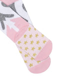 Billy Loves Audrey Midi Swan Lake Socks - Available in Sizes 1-2 Years, 2-4 Years & 4-6 Years