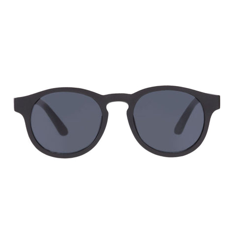 Babiators Keyhole Black Ops Black Sunglasses (Suitable from Birth until 5 years old)