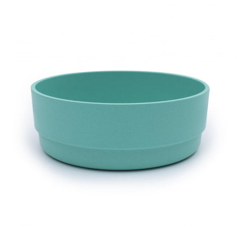 Bobo & Boo Plant Based Bowl in Aqua Green