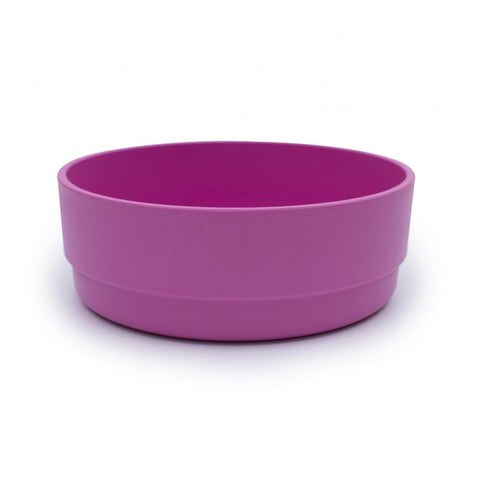 Bobo & Boo Plant Based Bowl in Bright Pink