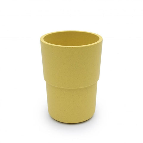 Bobo & Boo Plant Based Cup in Yellow (300ml)