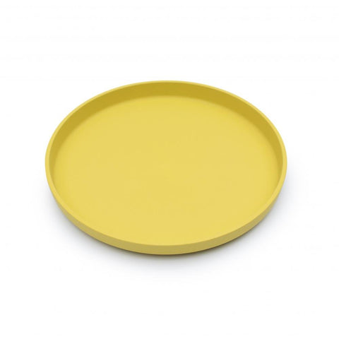Bobo & Boo Plant Based Plate in Yellow