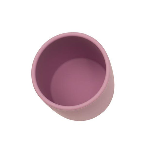 We Might be Tiny Grip Cup - Dusty Rose Pink