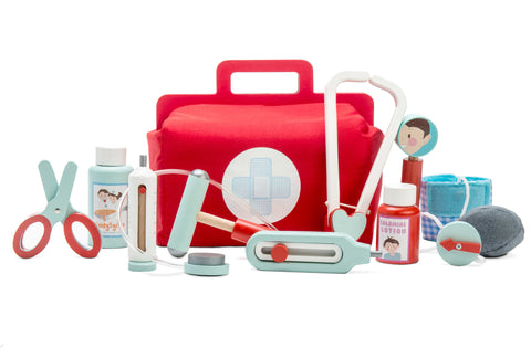 Le Toy Van Honeybake Doctor's Wooden Set