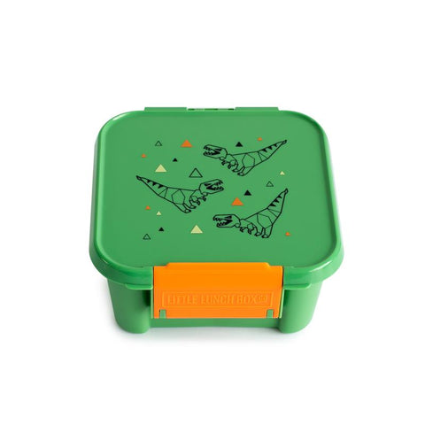 Little Lunchbox Co Bento Two - T-Rex Dinosaur