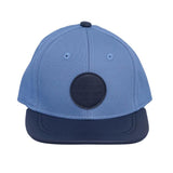 Little Renegade Company Atlantis Blue Snapback Cap (Suitable from 4 months old)