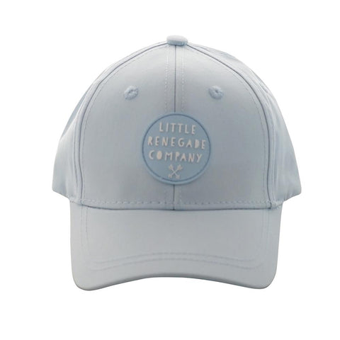 Little Renegade Company Baby Blue Sky Baseball Cap (Suitable from 4 months old)