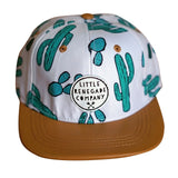 Little Renegade Company Mexicana Cactus Snapback Cap (Suitable from 4 months old)
