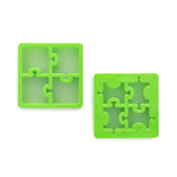 Lunch Punch Pairs Sandwich Cutter - The Puzzle Edition