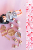 Make me Iconic Doll Accessory Kit to Feed and Take Care of your Doll