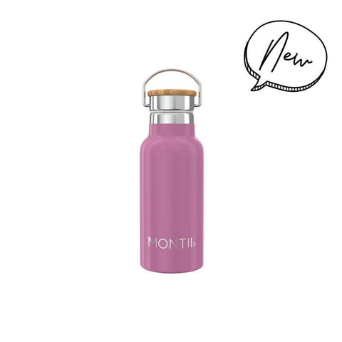 MontiiCo Handbag Hero in Rose Pink (Mini Drink Bottle)