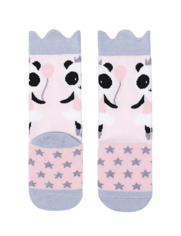 Billy Loves Audrey Midi Panda Socks
