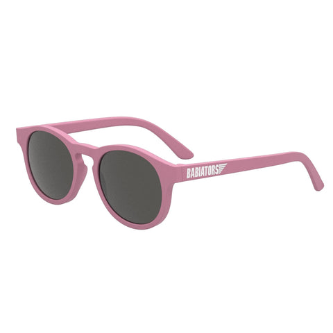 Babiators Keyhole Pretty in Pink Sunglasses (Suitable from Birth until 5 years old)