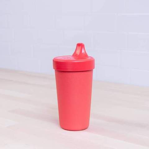 Re-Play Recycled Plastic Sippy Cup in Red - 296ml