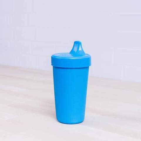 Re-Play Recycled Plastic Sippy Cup in Sky Blue - 296ml