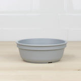 Re-Play Recycled Plastic Bowl in Grey - 13cm (Original Size)