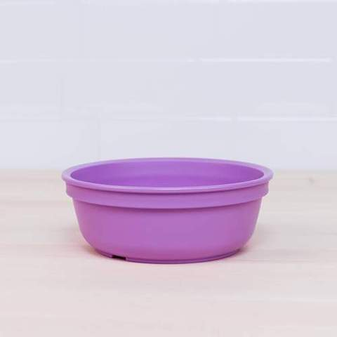 Re-Play Recycled Plastic Bowl in Light Purple - 13cm (Original Size)