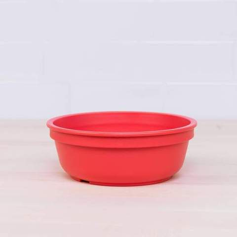 Re-Play Recycled Plastic Bowl in Red - 13cm (Original Size)