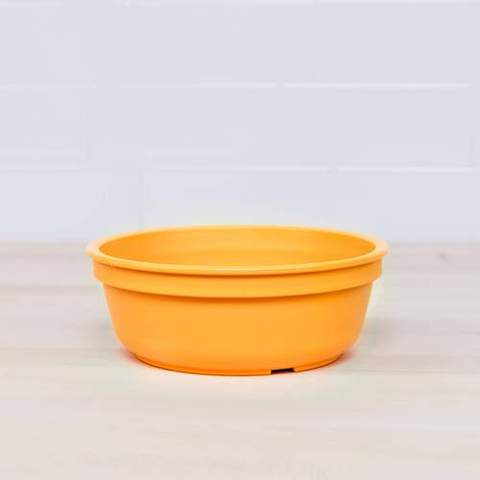 Re-Play Recycled Plastic Bowl in Sunshine Yellow - 13cm (Original Size)