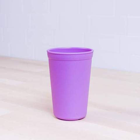 Re-Play Recycled Plastic Tumbler (Cup) in Light Purple - 325ml