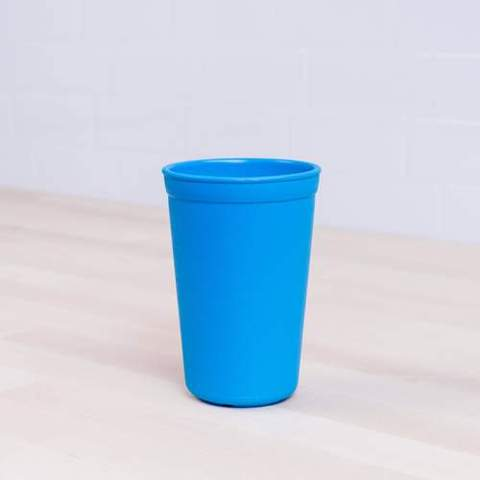 Re-Play Recycled Plastic Tumbler (Cup) in Sky Blue - 325ml